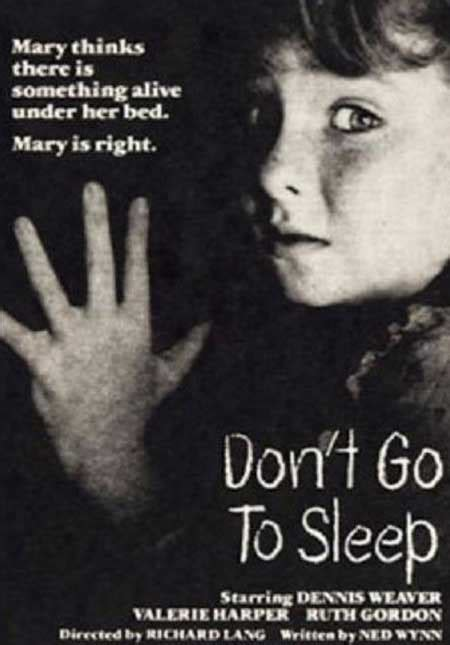 Film Review: Don't Go to Sleep (1982) | HNN