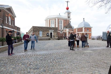 The Meridian Line - Greenwich Park - The Royal Parks