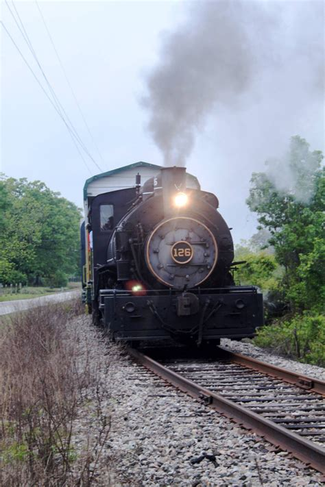 This Is the Greatest Train Ride In South Carolina
