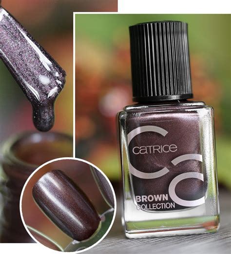 Catrice News - Brown Collection Nagellack - Lavie Deboite