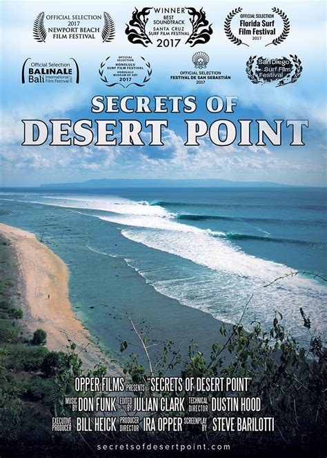 Secret of the Desert Point – Madrid Surf Film Festival