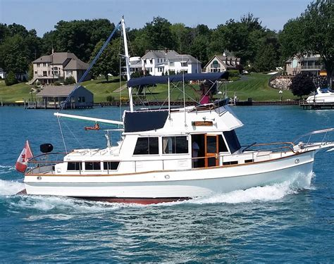 1987 Grand Banks 36 Classic Aft Cabin Power New and Used Boats