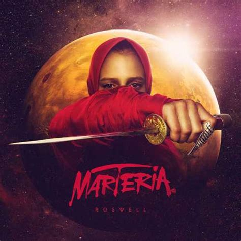 Marteria - Roswell (Cover, Features, Release Date, Snippet