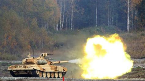 Government clears procurement of 464 T-90 tanks amid