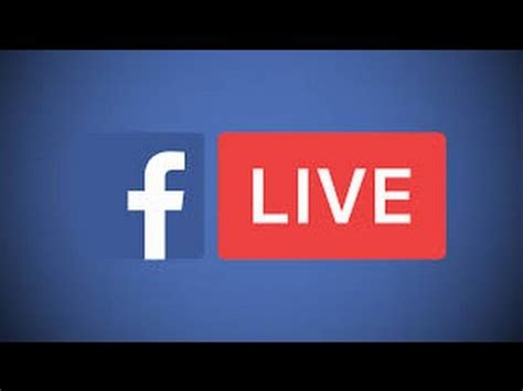 Missing Facebook Live Button - YouTube