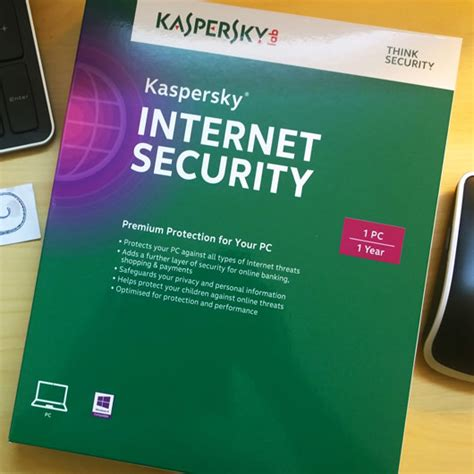 Kaspersky Internet Security 2018 One Year Activation Code