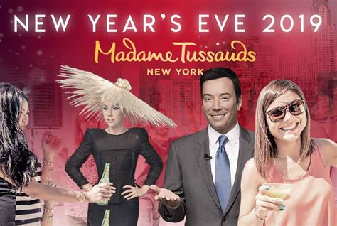 New Years Eve at Madame Tussauds NYC | NYC New Years Eve 2020