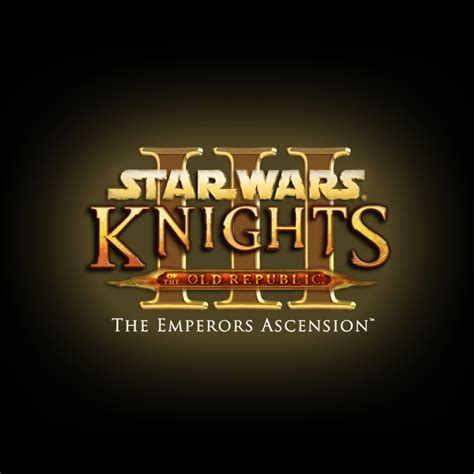 Knights of the Old Republic® 3 In Development
