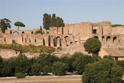 Palatine Hill and Rome history   Rome Hills   Rome history