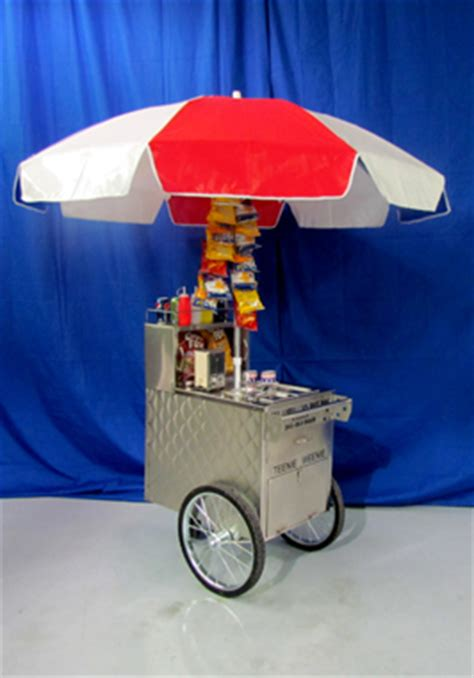 Product Details | All American Hot Dog Cart