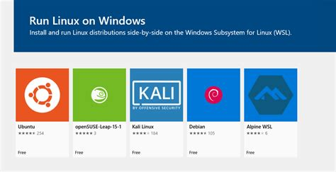How to change WSL install directory
