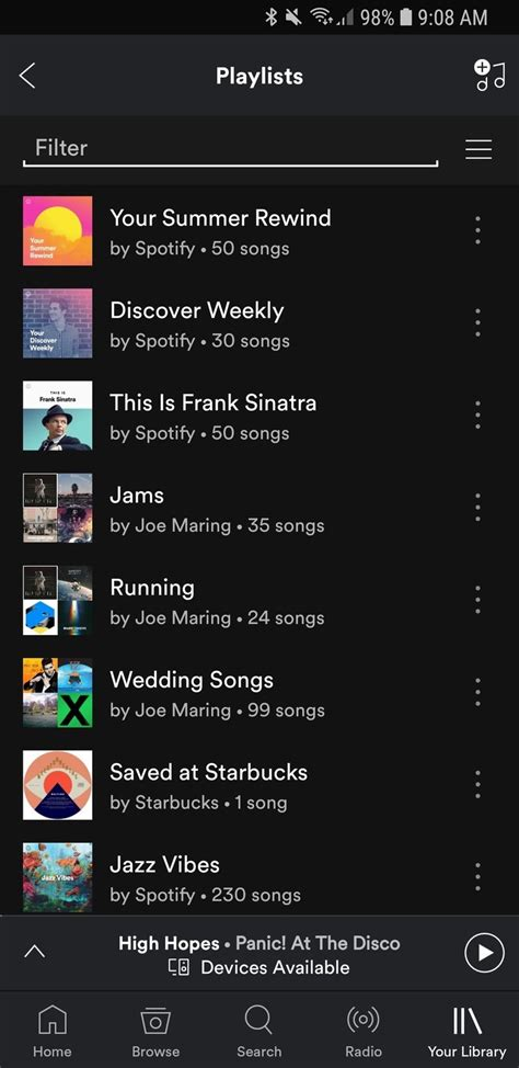 How to edit playlists in the Spotify Android app | Android