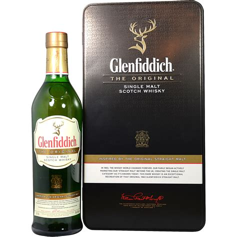 Glenfiddich The Original Inspired by the Original Straight