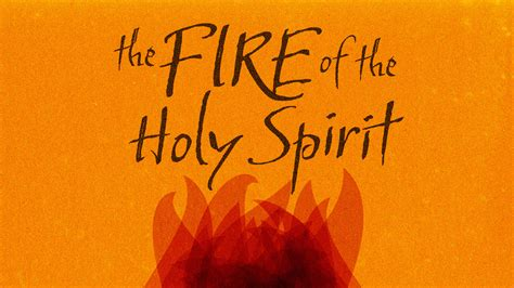 Fire of the Holy Spirit background | The Salvation Army