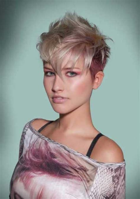15 Short Blonde And Pink Hairstyles | Short Hairstyles