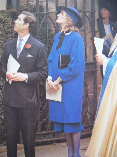 Charles & Diana 1984-Cardiff, Wales-- | Diana, Prenses