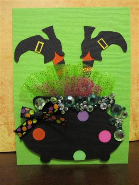 Funky Witch by 1crzystamper - at Splitcoaststampers