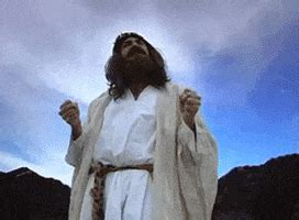 I Want To Thank Not Only God But Jesus GIFs - Find & Share