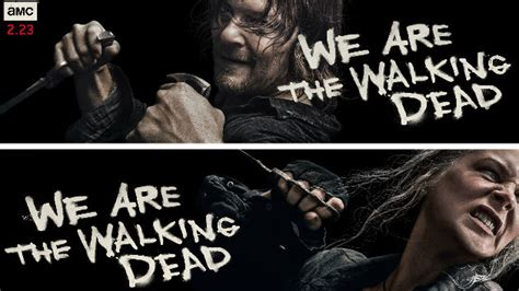 """""""We are The Walking Dead!"""" – AMC teases pics ahead of mid"""