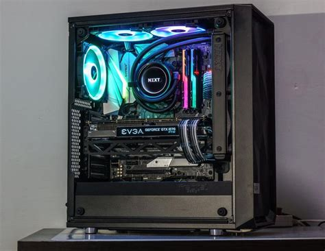 zincfusion's Completed Build - Core i7-8700K 3