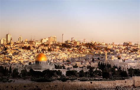 Here's Why Trump Wanting to Name Jerusalem the Capital of
