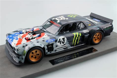 Top Marques Collectibles Ford Mustang 1965 Hoonigan V2