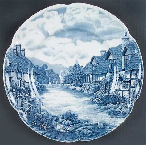 Johnson Brothers, Olde English Countryside Blue at