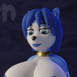 Krystal And The Inflation Soda *Animation* by Bacn on