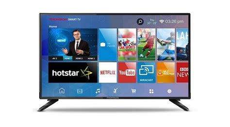 Flipkart Big Billion Days sale: T smart televisions