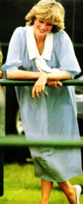 1982-05-30 Diana at the polo grounds of the Guards Club