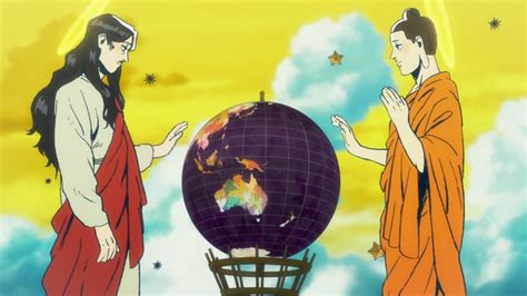 Have You Heard About Anime Jesus?: A Saint Young Men