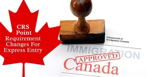 CRS Point Requirements For Express Entry In Canada Getting