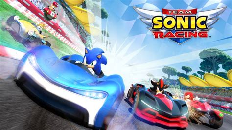 Whale Lagoon Map Coming to Team Sonic Racing - GamersHeroes