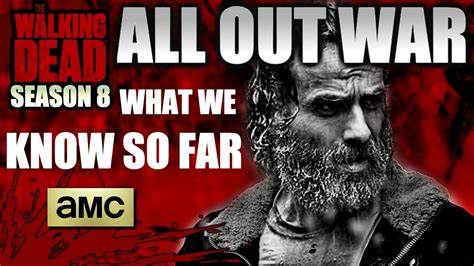 All Out War coming to the The Walking Dead ~ ToyLab