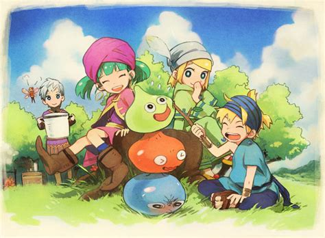 Dragonya • Are there any Dragon quest fans out there? I