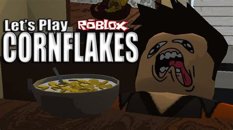 WTF JUST HAPPENED!?! - CornFlakes (Roblox Let's Play