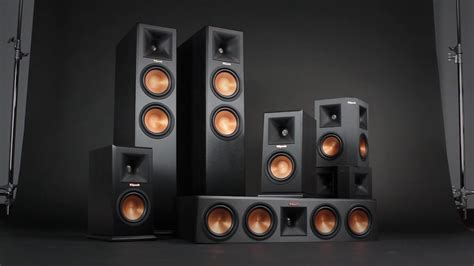 Klipsch Reference Premiere Speakers - YouTube