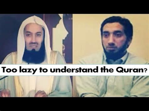 Too lazy to understand the Quran? Watch This! (VIDEO